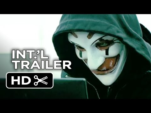 Who Am I - No System Is Safe Official Trailer #1 (2014) - Tom Schilling Thriller HD
