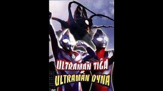 Vietsub Ultraman Tiga & Ultraman Dyna Vs Quái Vật Vụ Trụ
