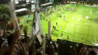 Apito Final no Barradão! Santos Futebol Clube, Campeão da Copa do Brasil 2010 04/08/10.