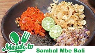 Video Sambal Mbe Bali oleh chef Henry Bloem MP3, 3GP, MP4, WEBM, AVI, FLV Mei 2019