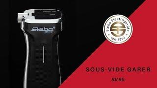 Sous-Vide Steba SV 50