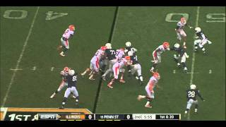 Devon Still vs Illinois 2011