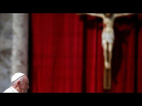 Πάπας Φραγκίσκος: Είμαι ευγνώμων για την αυτοθυσία των πυροσβεστών …