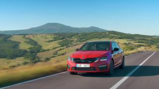 Skoda Octavia RS 245 uzun video