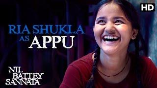 Nonton Ria Shukla as Appu | Making of the Film | Nil Battey Sannata Film Subtitle Indonesia Streaming Movie Download
