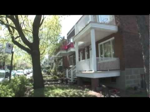 Condo à vendre NDG Montreal condo for sale