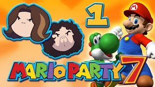 Mario Party 7: Now It's a Party - PART 1 - Game Grumps VS