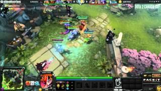 Elite Wolves vs Mischief, game 1