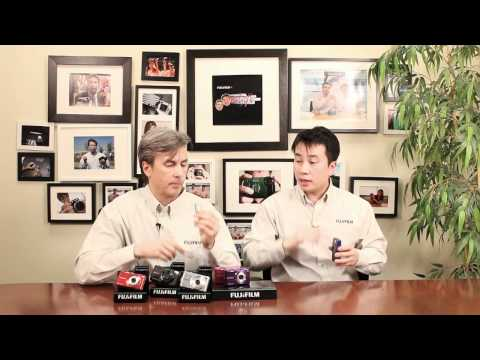 Fuji Guys - FinePix JX Series 2012 Part 1 - First Look