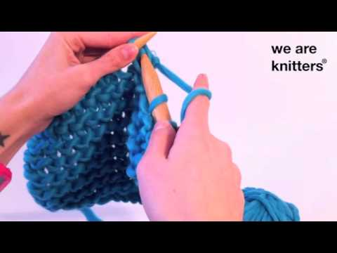 Aprender a tejer: ¿Cómo tejer cuellos y tirantes de lana?