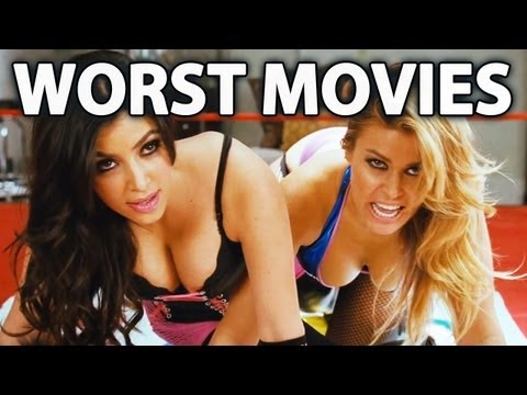 THE WORST MOVIES OF ALL TIME -- Part I (видео)