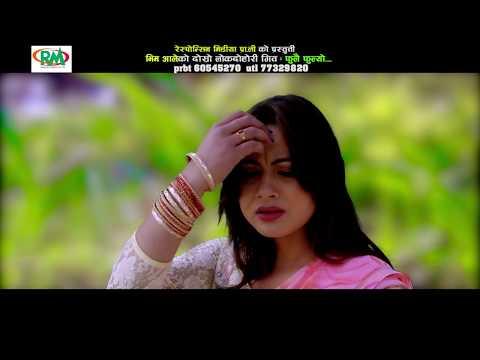 (Nepali Folk Song  Fulai Fulyo Dali Nugen Full video 2016...11 min.)