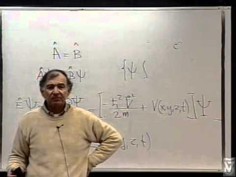 Quantentheory 1 - Vorlesung 03