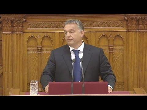 Ουγγαρία: Η αντιπροσφυγική πολιτική της κυβέρνησης Όρμπαν