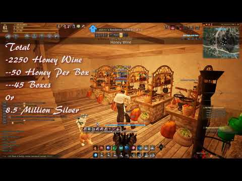 4 Easy Imperial Cooking Recipes - Black Desert Online