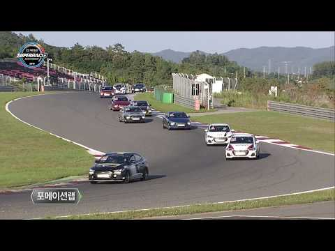 SUPERRACE Championship Round. 6 Hyundai Avante Cup Masters Final