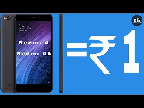 , title : 'MI 1 ₹ FLASH SALE | How to Buy Redmi 4 for Free | Xiaomi Flash Sale| Xiaomi 1 Es Sale'