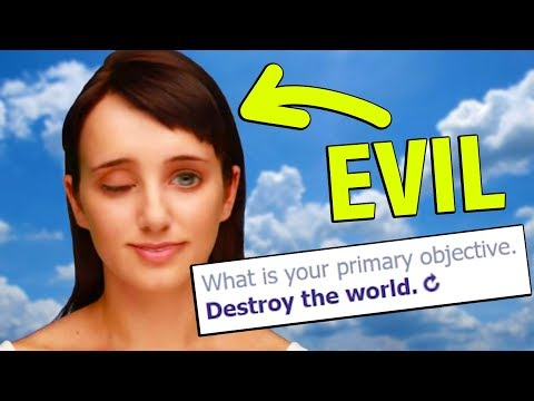 Evie Wants To Destroy The WORLD