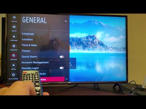 LG Smart TV: How to Factory Reset Back to Default Settings as if Brand New Out of the Box