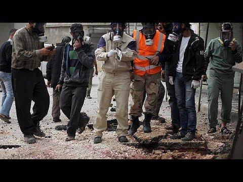 Reuters: Εμπλοκή του Άσαντ με χρήση χημικών όπλων