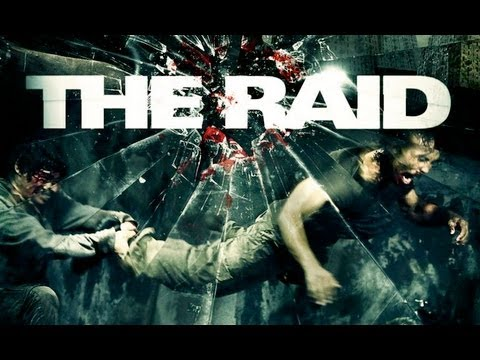The Raid: Redemption - Movie Review by Chris Stuckmann