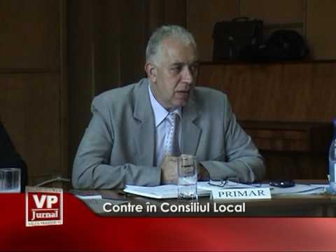 Contre în Consiliul Local