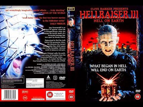 HELLRAISER 3: HELL ON EARTH (1992)
