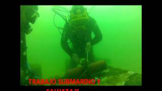 Video Formasub buceo en chile