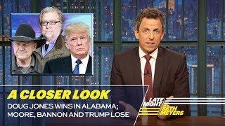 Video Doug Jones Wins in Alabama; Moore, Bannon and Trump Lose: A Closer Look MP3, 3GP, MP4, WEBM, AVI, FLV Oktober 2018