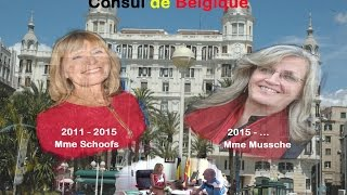 Interview Consul de Belgique Alicante/Espagne : Dominique Schoofs