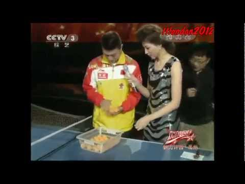 Ma Long Funny Competition