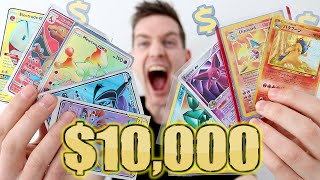 OMG. I OPENED THE $10,000 MYSTERY CARD PACKS. by Unlisted Leaf