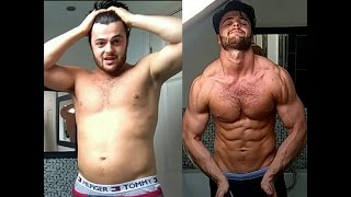 EXTREME 8 week natural body transformation