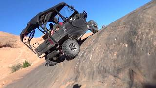 2. Stock Honda Pioneer 1000-5 LE Tackles Poison Spider, Gold Bar, & Golden Spike