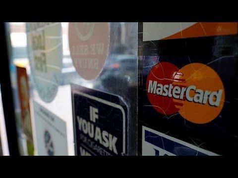 Zu hohe Gebühren: 570 Mio Euro Strafe gegen Mastercard