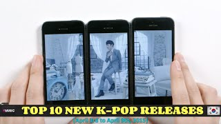 Nonton Top 10 New K-Pop Song Releases (April 3rd to April 9th, 2015) Film Subtitle Indonesia Streaming Movie Download