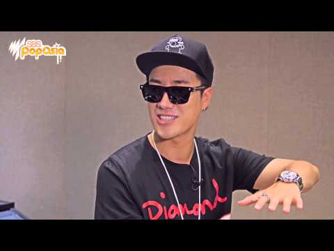 San E explains the difference between Korean & American hip hop