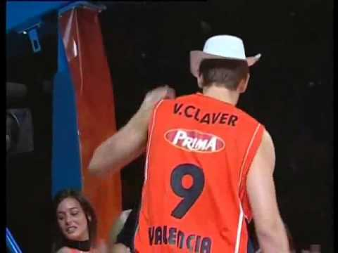 Victor Claver's dunk contest