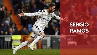Sergio Ramos - Resisted Sprints
