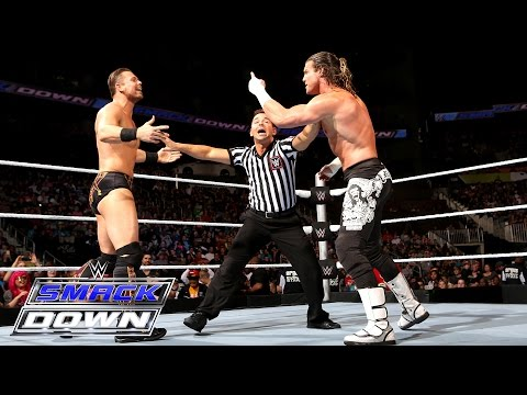 Dolph Ziggler vs. The Miz: SmackDown, March 3, 2016