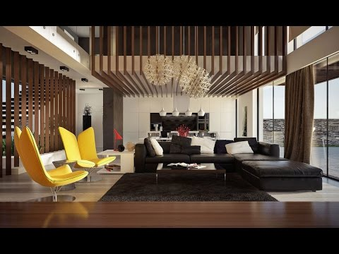 Double Height Living Rooms That Add An Air Of Luxury