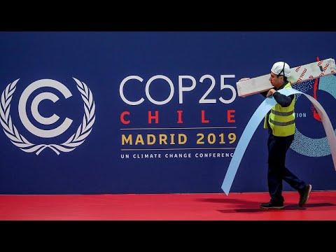 COP25: Μαραθώνιες διαπραγματεύσεις