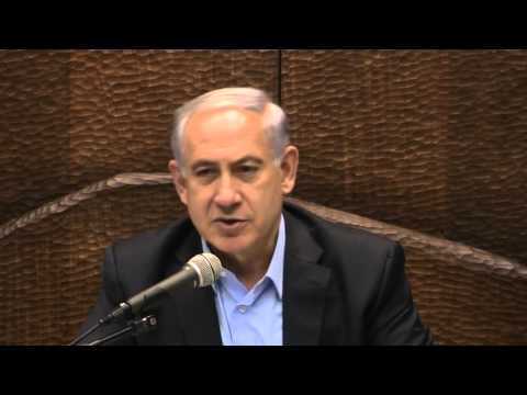 PM Netanyahu Meets with Southern Mayors and Council Heads in Be'er Sheva