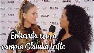 Entrevista com a cantora Claudia Leitte - by Farmácias Pague Menos