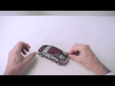 "Honda ""Hands"" -- Wieden+Kennedy/London"