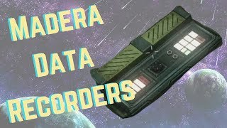 Defiance 2050 | All 10 Madera Data Recorder Locations