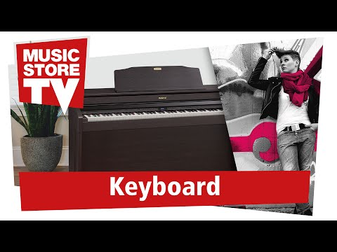 ROLAND HP605 Digital Piano im Profi Test mit Ela Querfeld