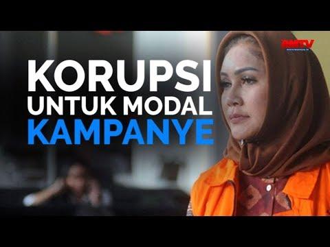 Korupsi Untuk Modal Kampanye