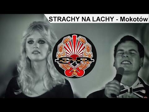 Tekst piosenki Strachy na Lachy - Mokotów po polsku