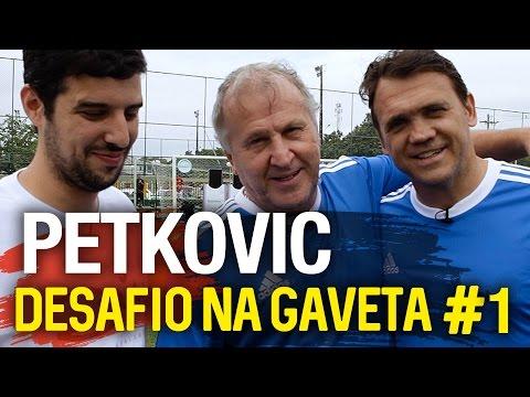 DESAFIO NA GAVETA #1 PETKOVIC